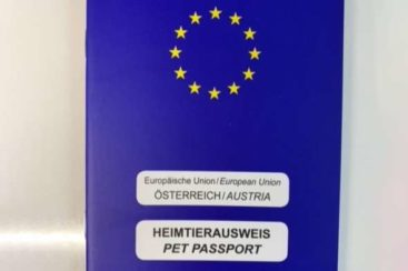 EU Heimtierpass - Tierarzt blu beethoven